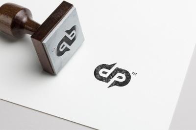 DP logo template