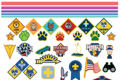 Boy Scouts SVG, Boy Scouts Clipart