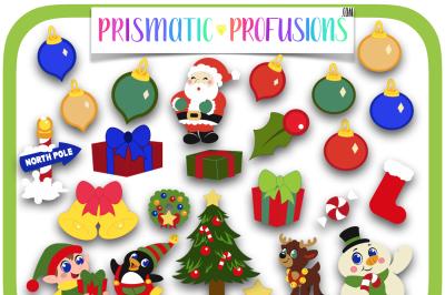 Christmas SVG, Christmas Clipart