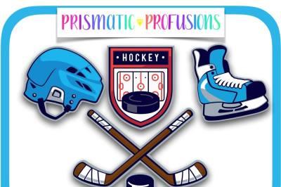 Hockey SVG, Hockey Clipart