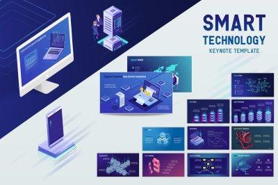 Smart Technology Keynote Template