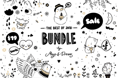 Best of 2018 BUNDLE