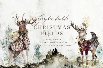Christmas Fields