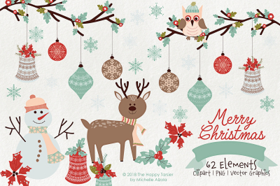 Christmas 02 - Vector and Clipart