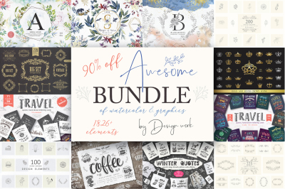 Awesome Bundle by Design Work