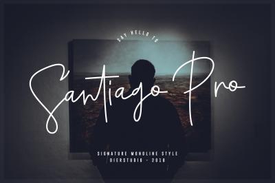 Santiago Pro / FREE 10 LOGO