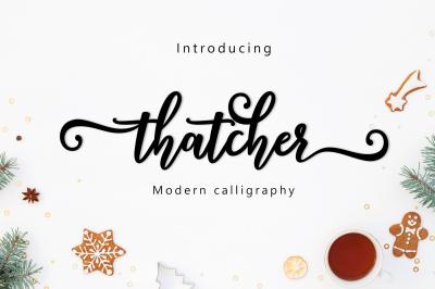 Thatcher Script