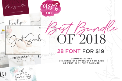 Best Bundle Of 2018 - 98% OFF
