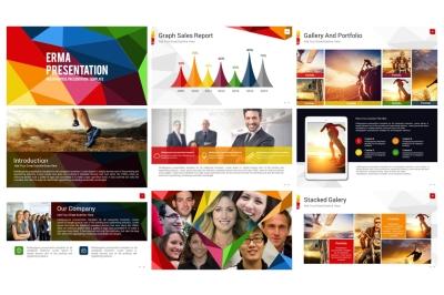 Erma - Multipurpose PowerPoint Template
