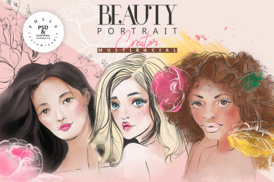 Beauty Portrait Creator