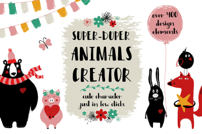 Super-Duper Animals Creator