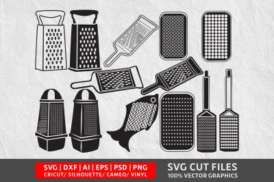 Grater SVG cut file