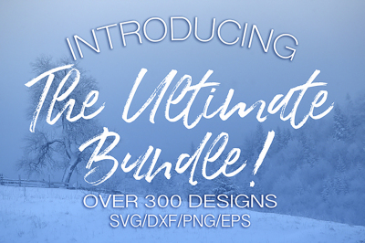 The Ultimate Bundle from Sparkal Designs!