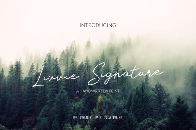 Livvie Signature