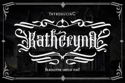 Katheryna Typeface