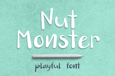 Nut Monster