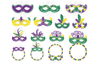 Mardi Gras Mask SVG Masquerade in SVG, DXF, PNG, EPS, JPG