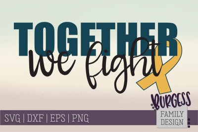 Together we fight; awareness | Cut file