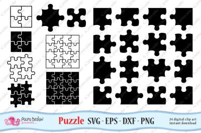 Puzzle SVG