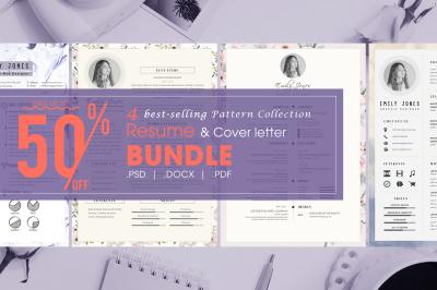 Resume Pattern Bundle