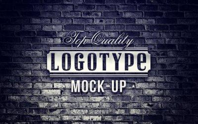 Logo Mock-up Pack Vol.8
