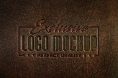 Logo Mock-up Pack Vol.9