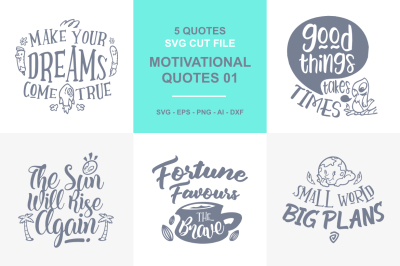 Svg Quotes And Phrases Thehungryjpeg Com