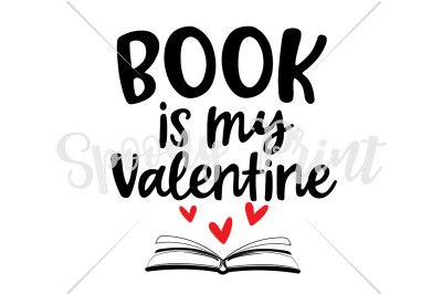 Book si my valentine