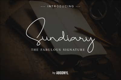 Sundiary Script
