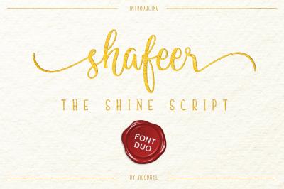 Shafeer duo