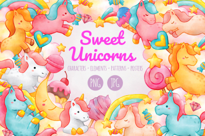 Sweet Unicorns