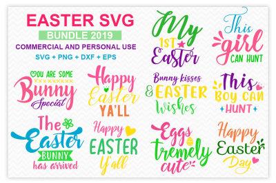 Easterday 2019 SVG Bundle