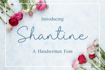 Shantine - Regular price $8, grab it fast!
