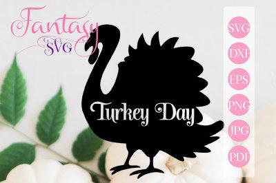 Turkey day svg cut files