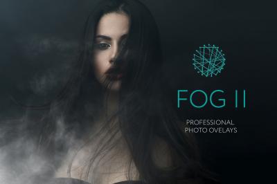 30 Fog Photo Overlays 2.0