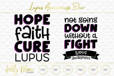 Lupus SVG Duo