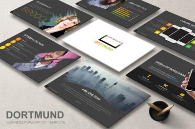 Dortmund Powerpoint Template