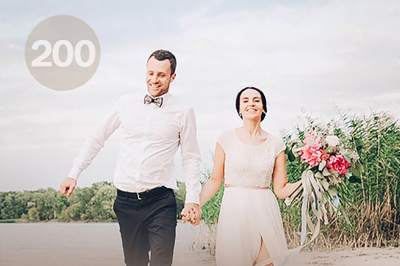 Wedding Day Lightroom CC Mobile Presets (Adroid and Iphone/Ipad)