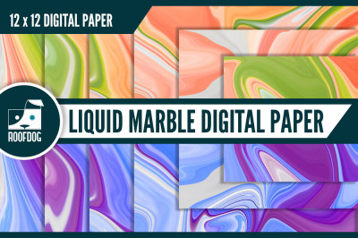 Liquid Marble digital paper