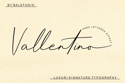 Vallentino Signature