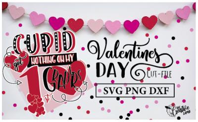Valentines day cut-File Teacher SVG