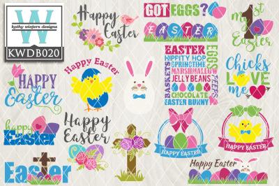 BUNDLE Easter KWDB020
