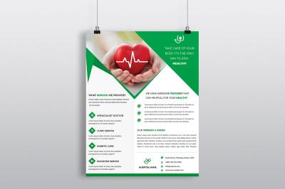 Doctor & Medical Flyer