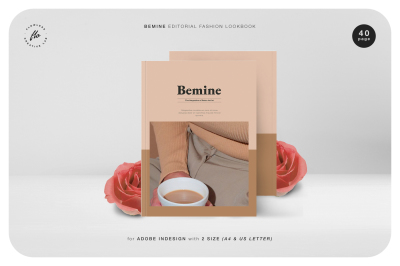 BEMINE Lookbook Fashion Magazine