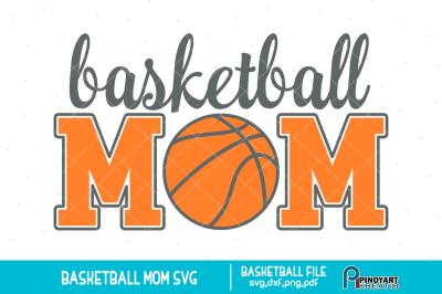 Basketball Mom svg, Basketball  svg, Baketball Clip Art, Basketball