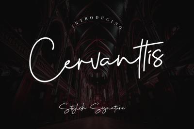 Cervanttis Signature Script