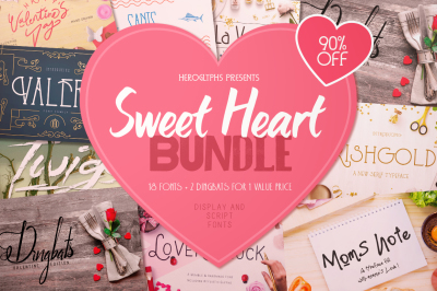 Sweet Heart Bundle