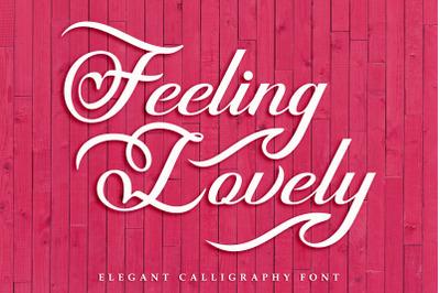 Feeling Lovely
