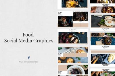 Food Facebook Posts