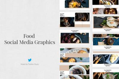 Food Twitter Posts